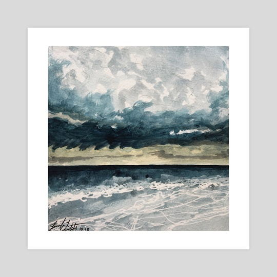 Dark Seas by JENNIFER LIDDICOAT
