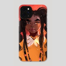 DTIYS - Phone Case by Angelica Fatourou