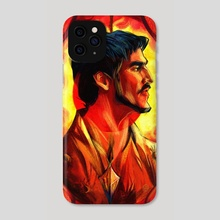 The Red Viper - Phone Case by Kallie LeFave