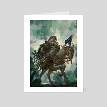 Mikkel Reveal - Art Card by Even Mehl Amundsen