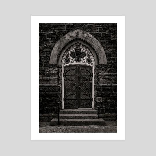 Bloor Street United Church No 3 by Brian Carson