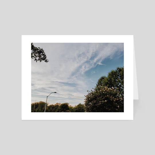 Afternoon Sky by cloudiee | kay