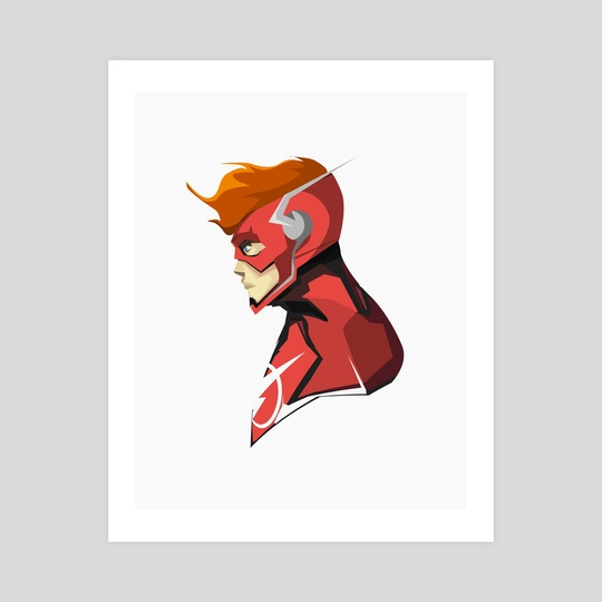 WALLY WEST!  by Kode Subject