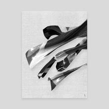 Untied - Canvas by Qazzran