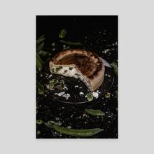 Torta Tal-Irkotta (27) - Canvas by Matthew Null