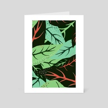 Jungle v2 - Art Card by 83 Oranges