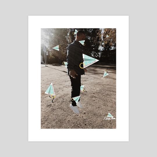 Levitating by GraeKae