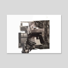 GANG RELATED II - Acrylic by Oluwaht A.