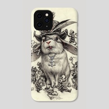 Blanco 'The Pirate Queen' - Phone Case by Charles Lister
