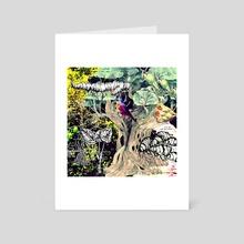 RHIZOMES - Art Card by faildaughter
