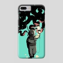 Tentacles  - Phone Case by Tri Vuong