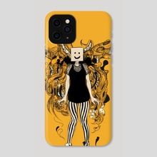 Smile - Phone Case by Fyyaa