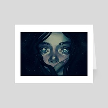 Silenced - Art Card by John Erickson Manalon