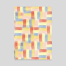 Fabric - Canvas by Joseph Patton