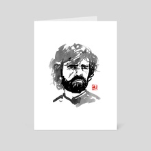 tyrion - Art Card by philippe imbert