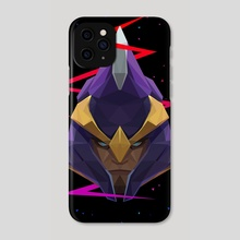 Dota 2 - Silencer - Phone Case by Low Poly Project