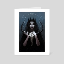 Abyss - Art Card by arnaerr