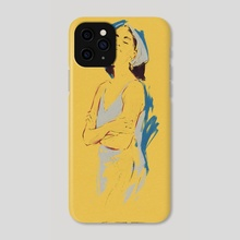 Upset - Phone Case by Ertistt