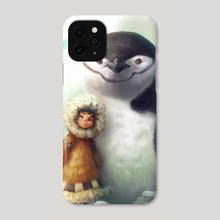 What Are You Looking At? - Phone Case by Ingrid Tan