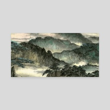 Huangshan - 6 - Canvas by River Han