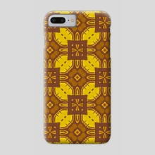 Vintage Pattern  - Phone Case by Lauren Scott