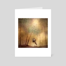The Last One - Art Card by Marc Heroux
