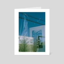 Design District #11 - Art Card by Sam Marie