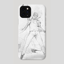 Devil Trigger - Phone Case by Guilherme Prieto