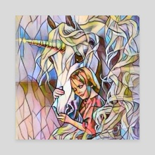 Cherished Companions - Canvas by Shauna Swaby