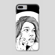 Aware - Phone Case by Audrey Henry
