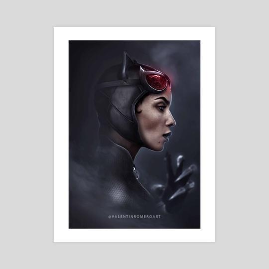 Catwoman 2 by Valentin Romero