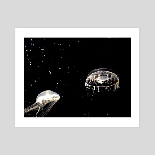 Underwater Spaceship by :)