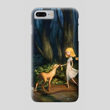 Brother and Sister - Phone Case by Johanna Rupprecht