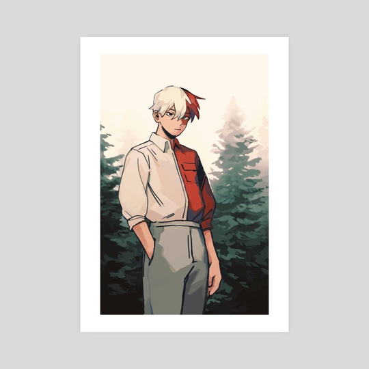 Todoroki Fashion by fenkko