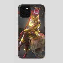 ASHKANDI - Phone Case by Stefan Mathez