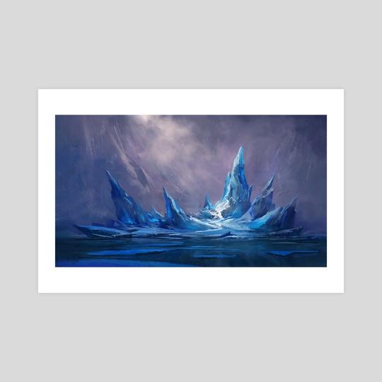 Glacier by Gavin O'Donnell