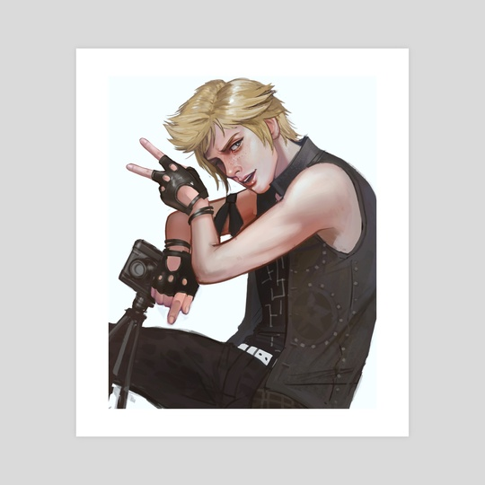 Prompto by M