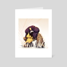 The MAXX - Art Card by David Tran