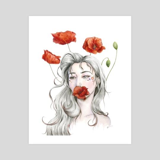 Poppy by Zenia Wei