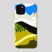 Italy 12 - Phone Case by Michal Eyal