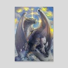 Avatar of Io - Acrylic by Shaun Linn