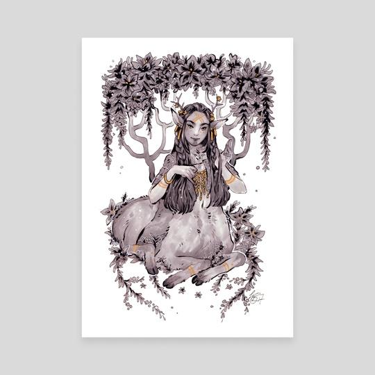 Centaur by Elizabeth Blundell