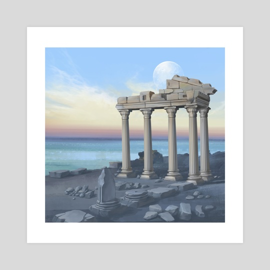 Columns by Ashley.art