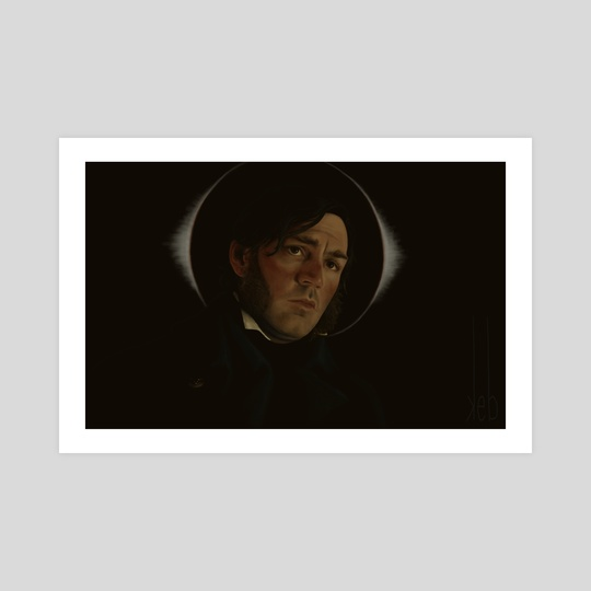 Sundog Saints: Saint Edward  by Knight Bellamy