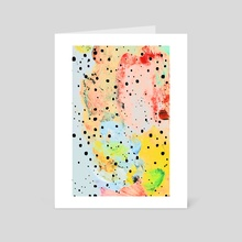 Feels - Art Card by 83 Oranges