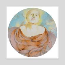 Winding VI - Canvas by Adela Li