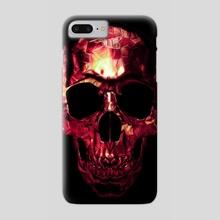 Skull2 - Phone Case by Nikita Abakumov
