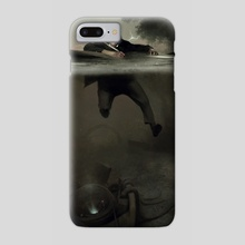 Dr Zero and his weather experiments - Phone Case by Sergey Kolesov