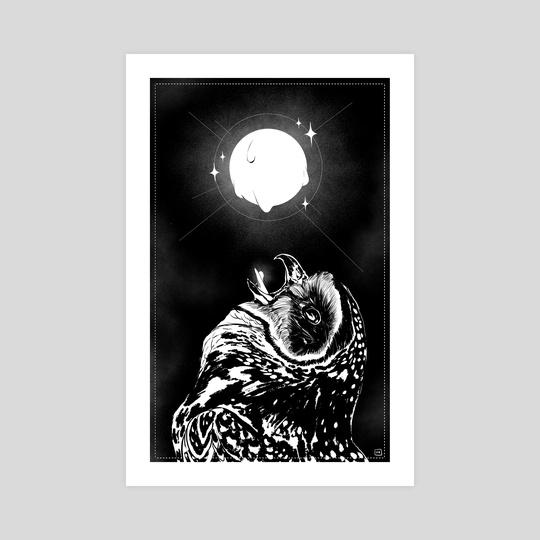 Moondrinker by Katrina Zidichouski