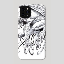 - Cthulhu - - Phone Case by Austen Mengler